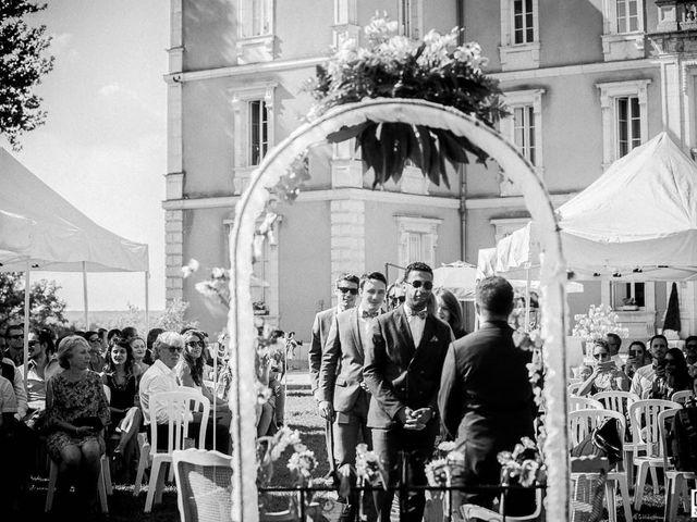 Le mariage de Alexandre et Aurélie à Chamblay, Jura 30