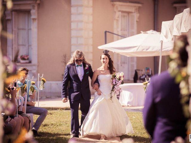 Le mariage de Alexandre et Aurélie à Chamblay, Jura 31