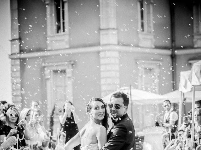 Le mariage de Alexandre et Aurélie à Chamblay, Jura 39