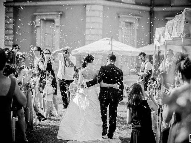 Le mariage de Alexandre et Aurélie à Chamblay, Jura 40