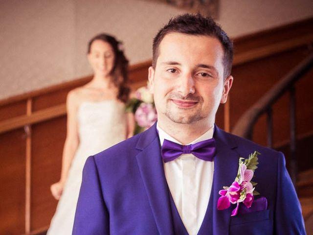 Le mariage de Alexandre et Aurélie à Chamblay, Jura 70