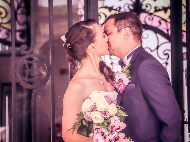 Le mariage de Alexandre et Aurélie à Chamblay, Jura 74