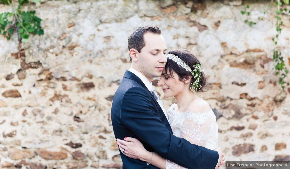 Le mariage de Thomas-Elie et Céline à Le Coudray-Montceaux, Essonne