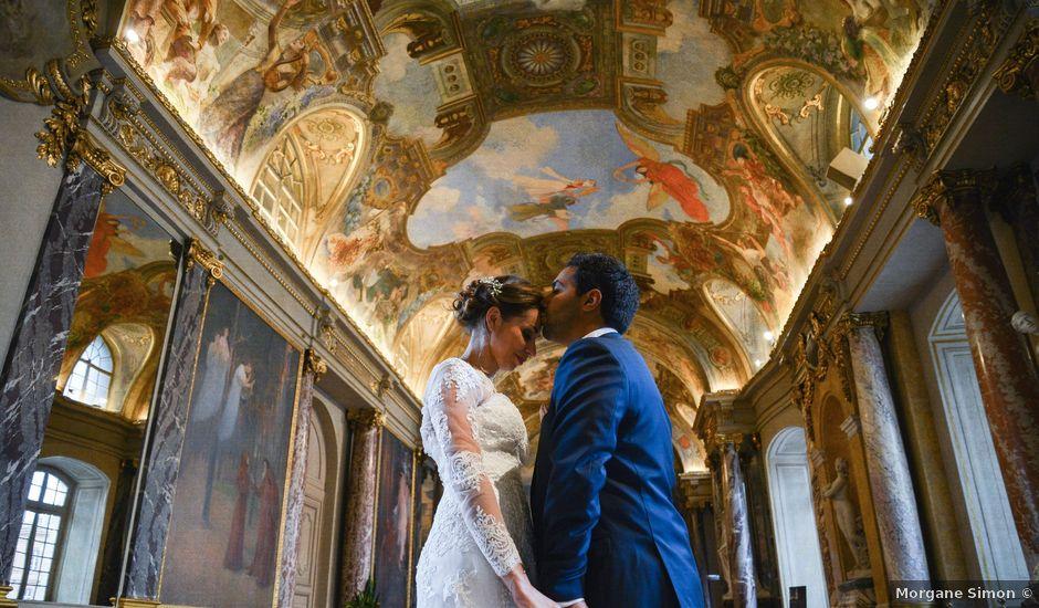 Le mariage de Tarek et Camille à Toulouse, Haute-Garonne