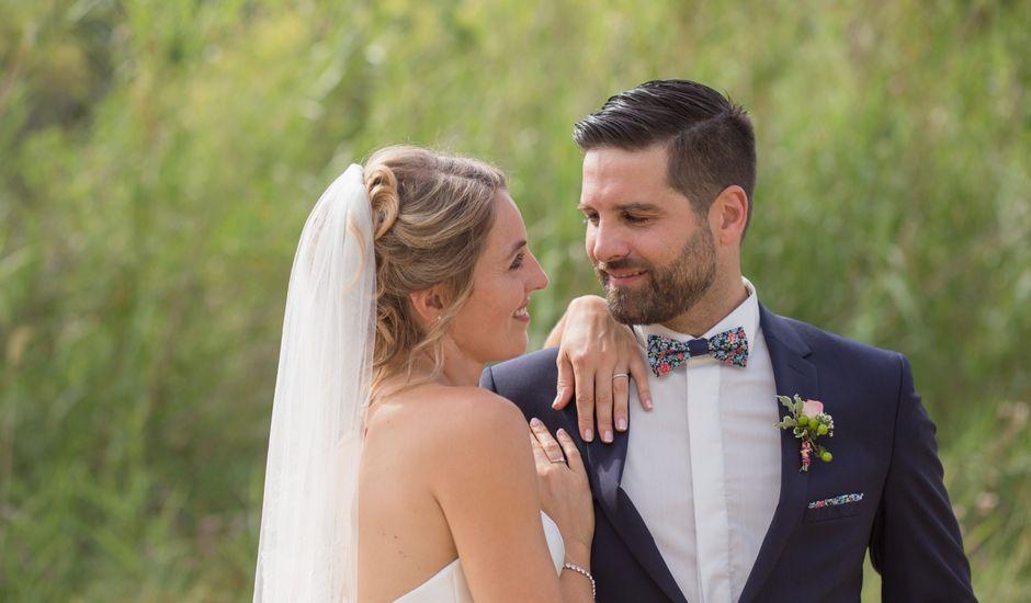 Le mariage de Diego et Laetitia à Port-la-Nouvelle, Aude