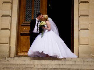 Le mariage de Aurelie et Maxime