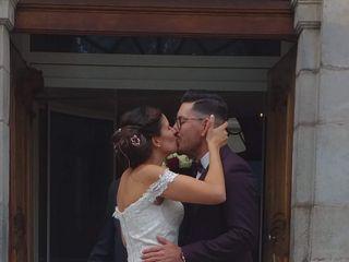 Le mariage de Esther et Marcos