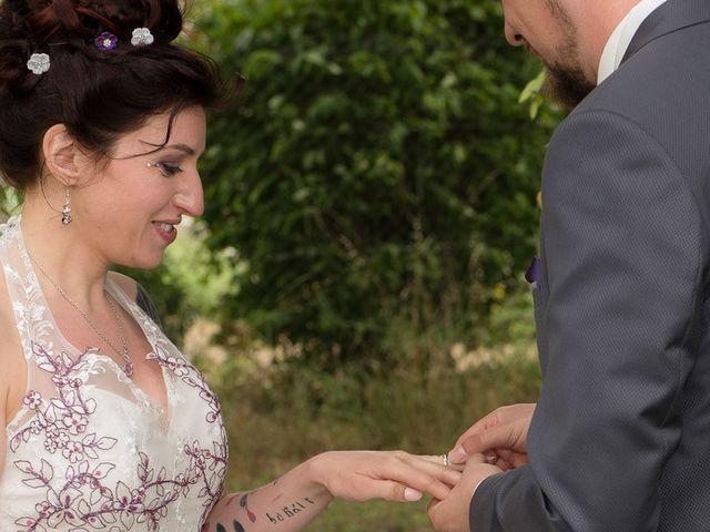 Le mariage de Benoît et Ambre à Buzet-sur-Tarn, Haute-Garonne 4