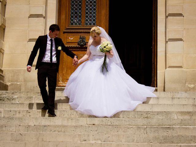 Le mariage de Maxime et Aurelie à Amiens, Somme 11