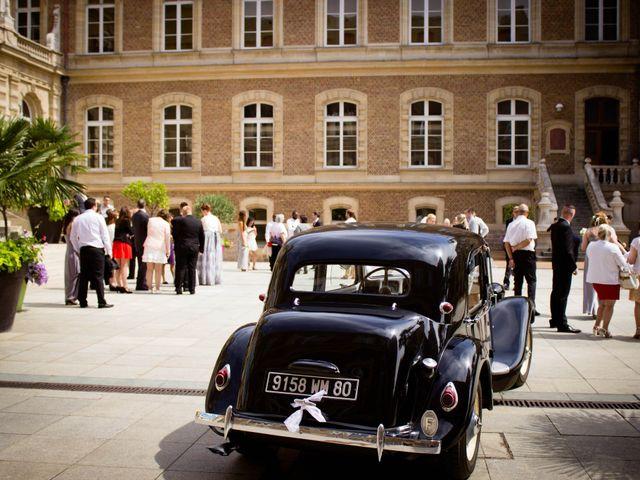 Le mariage de Maxime et Aurelie à Amiens, Somme 13