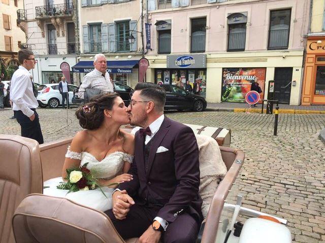 Le mariage de Marcos et Esther à Le Puy-en-Velay, Haute-Loire 2