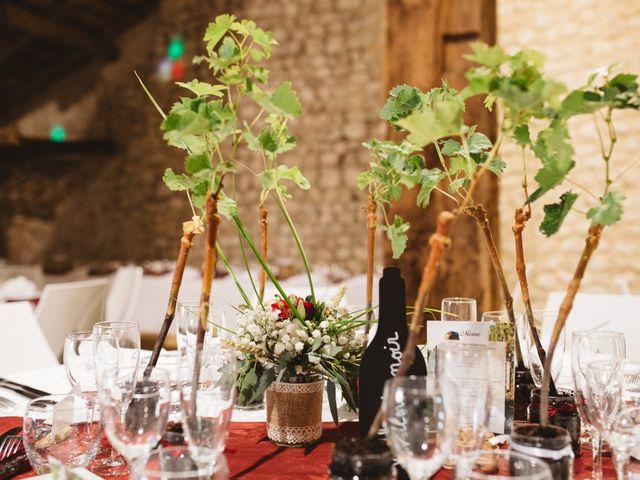 Le mariage de Guillaume et Céline à Condéon, Charente 4