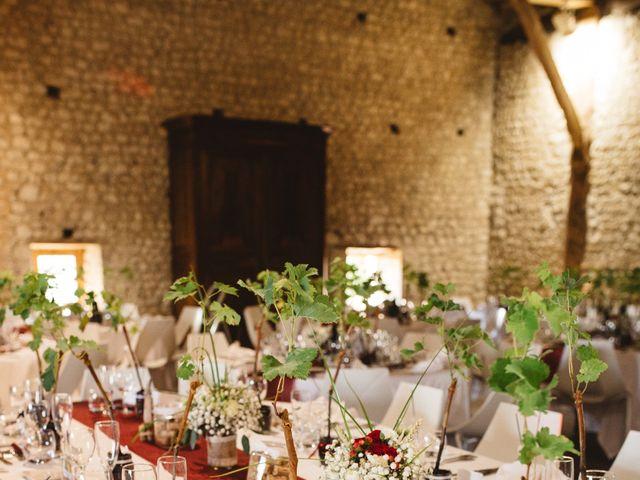 Le mariage de Guillaume et Céline à Condéon, Charente 6