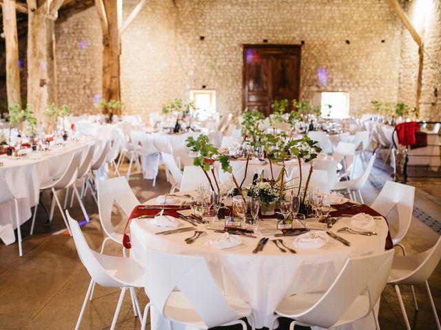 Le mariage de Guillaume et Céline à Condéon, Charente 9
