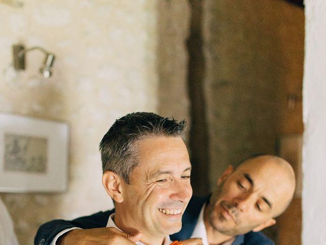 Le mariage de Guillaume et Céline à Condéon, Charente 25