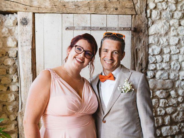 Le mariage de Guillaume et Céline à Condéon, Charente 28