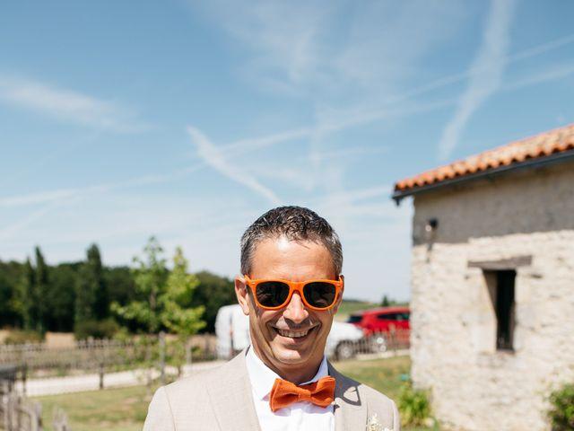 Le mariage de Guillaume et Céline à Condéon, Charente 30