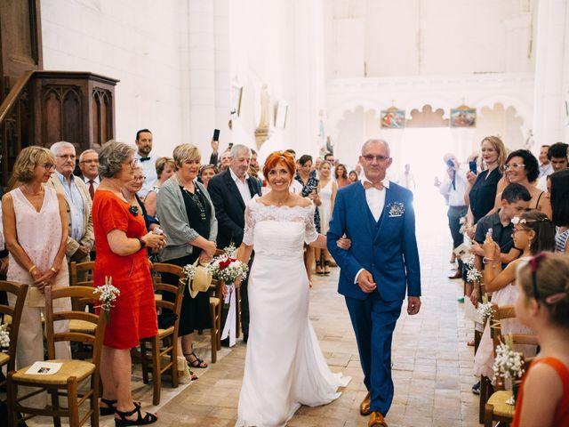 Le mariage de Guillaume et Céline à Condéon, Charente 40