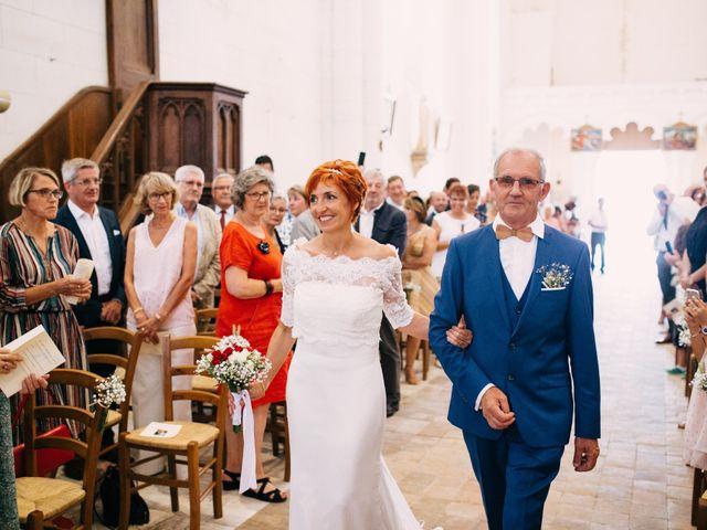 Le mariage de Guillaume et Céline à Condéon, Charente 41