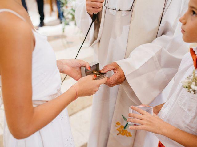 Le mariage de Guillaume et Céline à Condéon, Charente 44