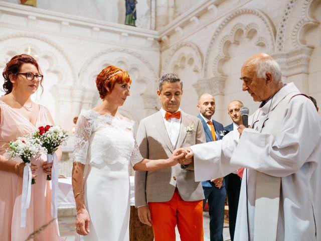 Le mariage de Guillaume et Céline à Condéon, Charente 47
