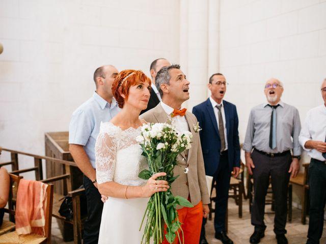 Le mariage de Guillaume et Céline à Condéon, Charente 51