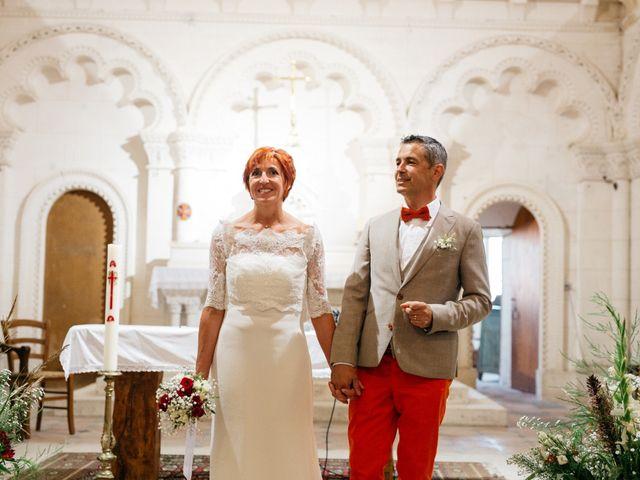 Le mariage de Guillaume et Céline à Condéon, Charente 58
