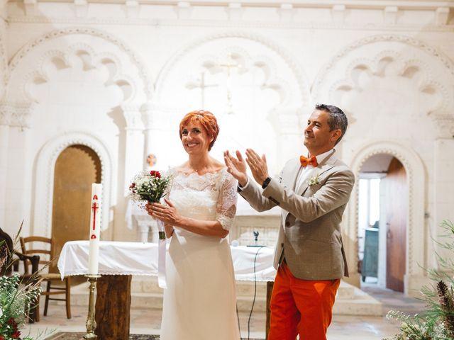 Le mariage de Guillaume et Céline à Condéon, Charente 59
