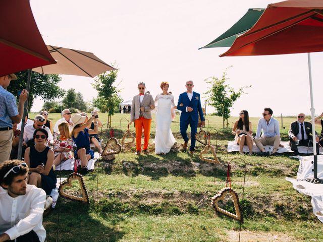 Le mariage de Guillaume et Céline à Condéon, Charente 76