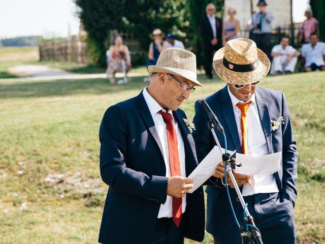 Le mariage de Guillaume et Céline à Condéon, Charente 87
