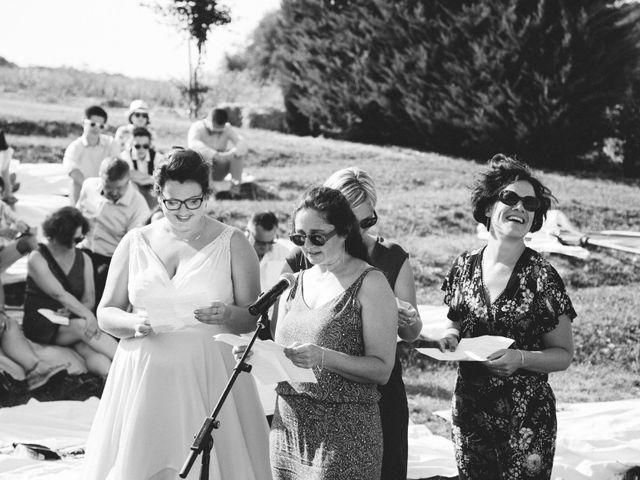 Le mariage de Guillaume et Céline à Condéon, Charente 88