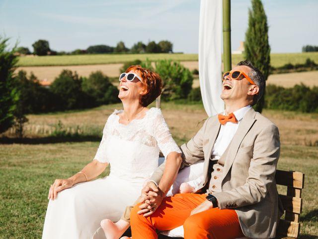 Le mariage de Guillaume et Céline à Condéon, Charente 89