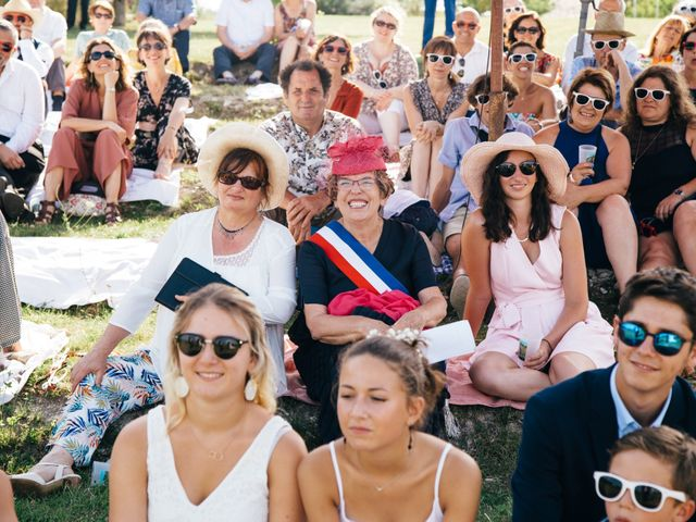 Le mariage de Guillaume et Céline à Condéon, Charente 90