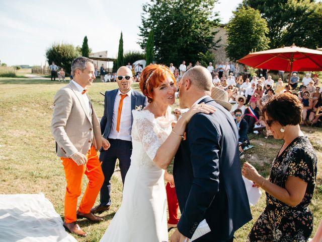 Le mariage de Guillaume et Céline à Condéon, Charente 91
