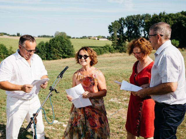 Le mariage de Guillaume et Céline à Condéon, Charente 92