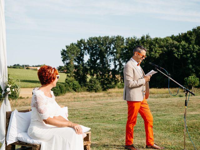 Le mariage de Guillaume et Céline à Condéon, Charente 95