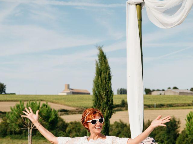 Le mariage de Guillaume et Céline à Condéon, Charente 96