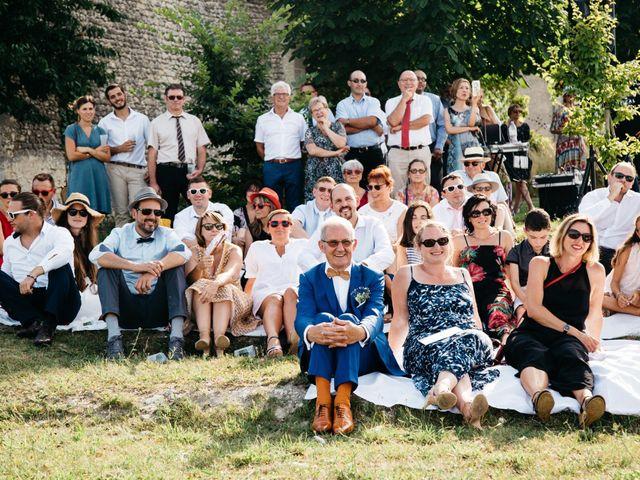 Le mariage de Guillaume et Céline à Condéon, Charente 97