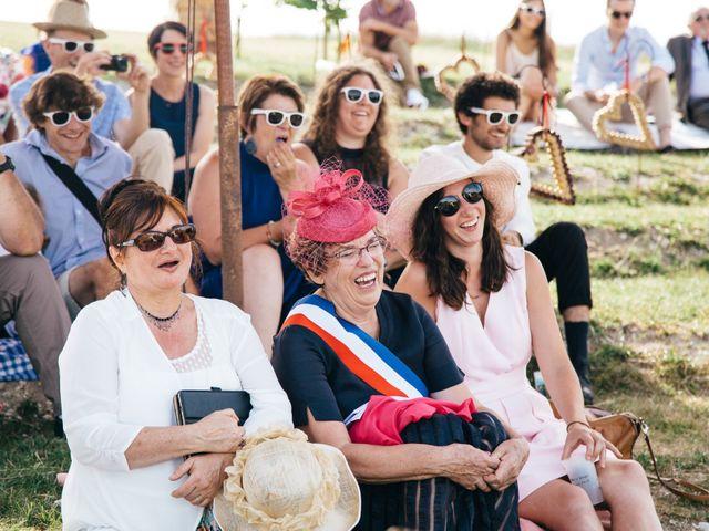 Le mariage de Guillaume et Céline à Condéon, Charente 99