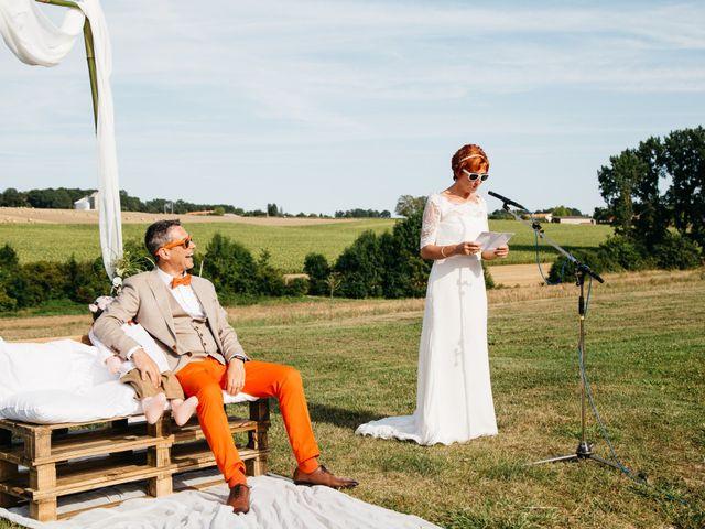 Le mariage de Guillaume et Céline à Condéon, Charente 100