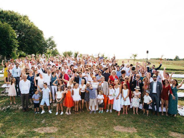Le mariage de Guillaume et Céline à Condéon, Charente 103