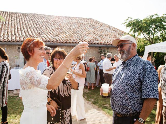 Le mariage de Guillaume et Céline à Condéon, Charente 109