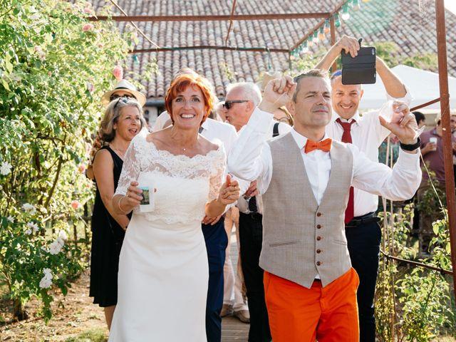 Le mariage de Guillaume et Céline à Condéon, Charente 118