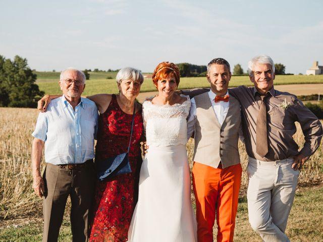 Le mariage de Guillaume et Céline à Condéon, Charente 122
