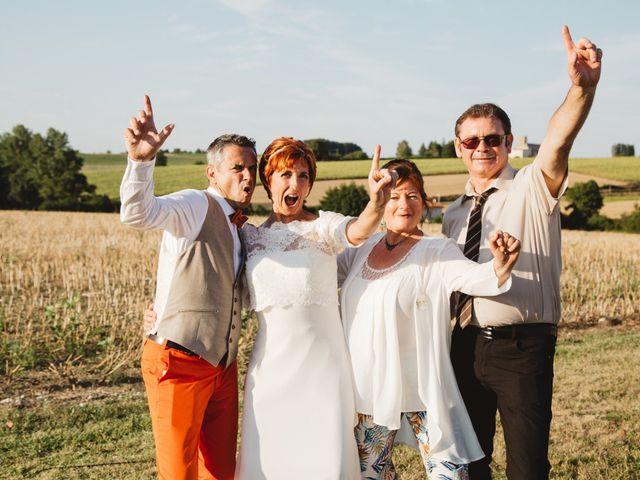 Le mariage de Guillaume et Céline à Condéon, Charente 123