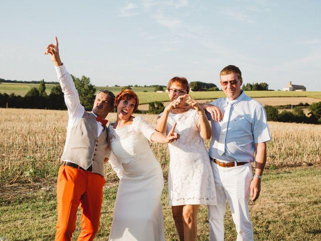Le mariage de Guillaume et Céline à Condéon, Charente 124