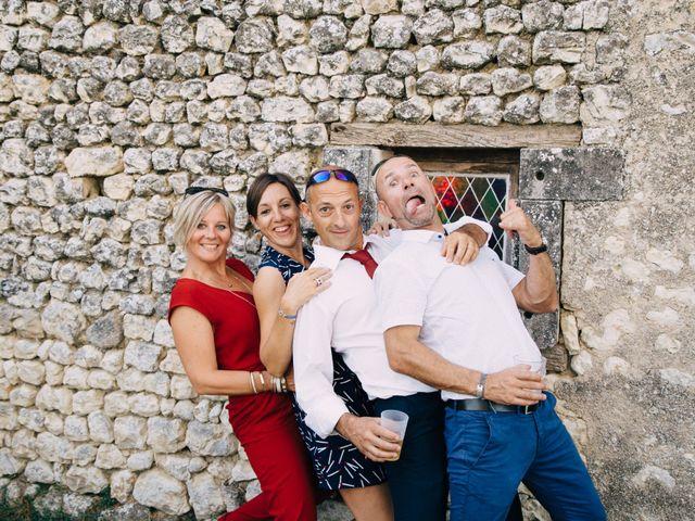 Le mariage de Guillaume et Céline à Condéon, Charente 136