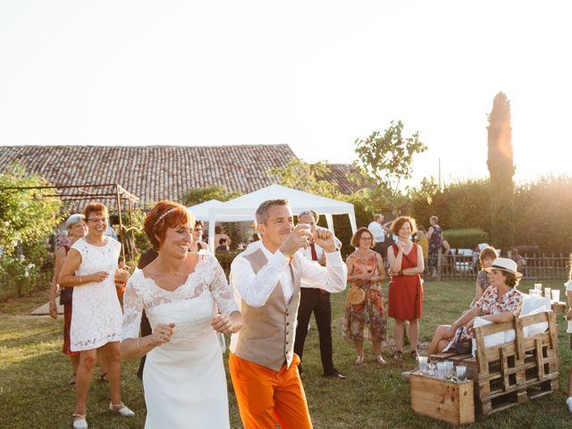 Le mariage de Guillaume et Céline à Condéon, Charente 139