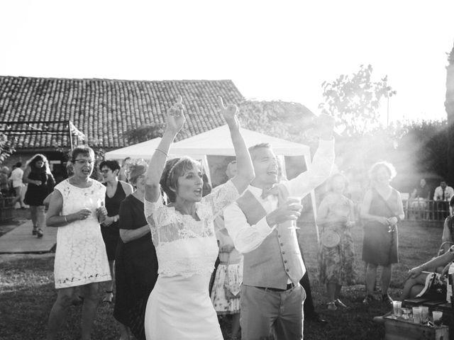 Le mariage de Guillaume et Céline à Condéon, Charente 140