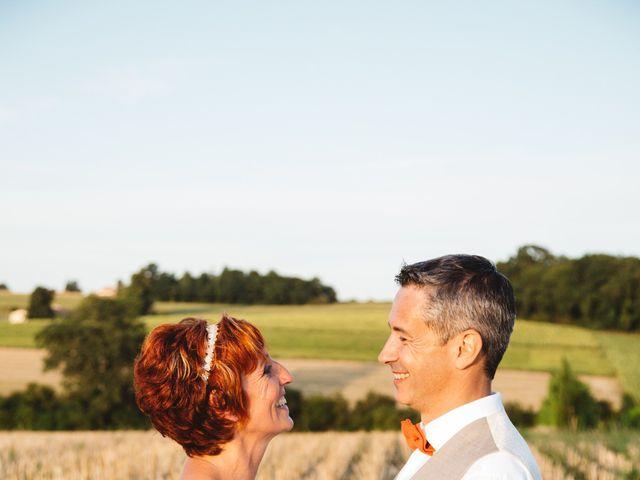 Le mariage de Guillaume et Céline à Condéon, Charente 142